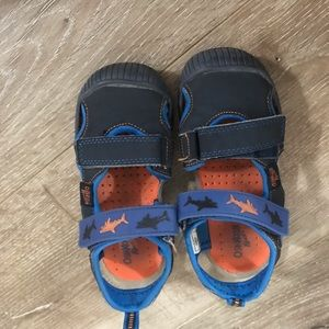 Water sandal for toddler size 10